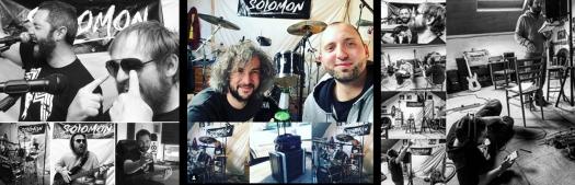 solomon behind the scenes