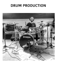 drum production